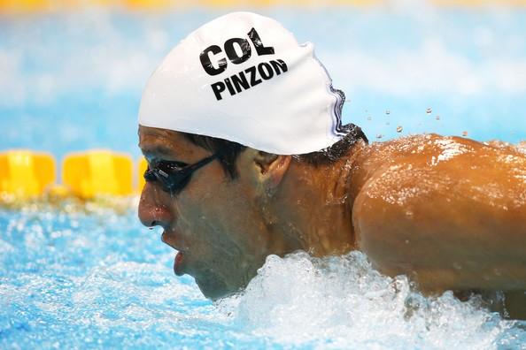 Concentración en altura de Omar Andrés Pinzón García previo a los Juegos Olímpicos, Londres 2012