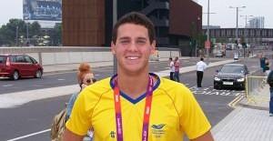 Nadadores colombianos inician competencias en los Olímpicos de Londres 2012