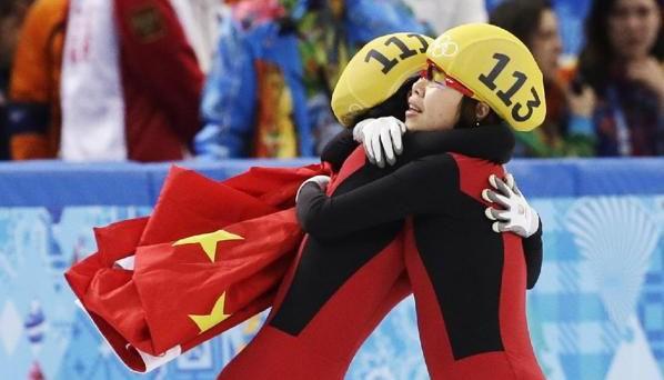 Sochi 2014, desde China