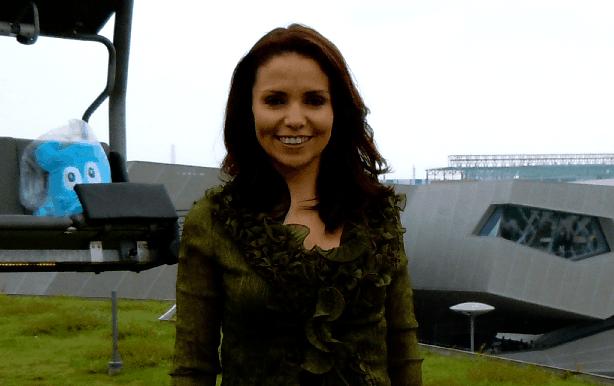 Grisel Sandoval, una mexicana suiza de corazón.