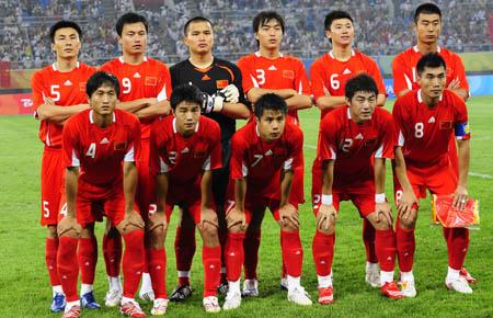 China quiere el Mundial y ya se está poniendo las botas