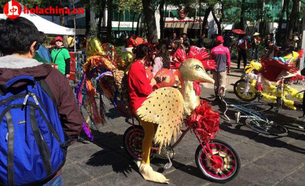 Festival de la Primavera Chino en CDMX-中国的春节在墨西哥市
