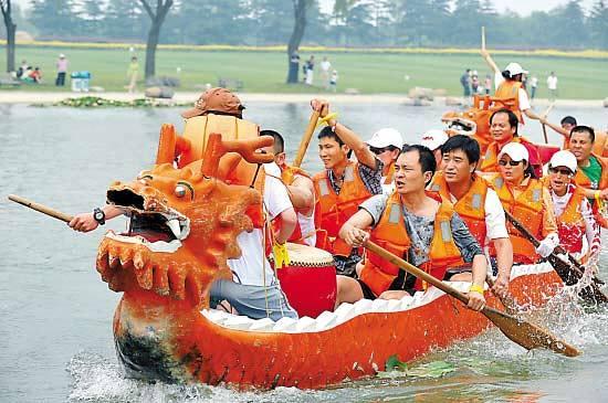 Festival del Dragón
